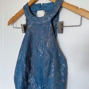 Brand New Lace Mini Dress